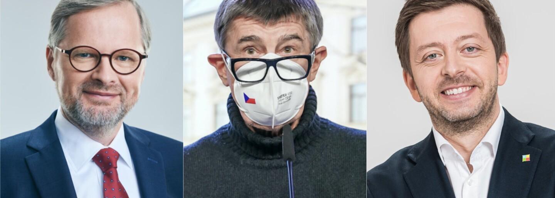 Superdebata ČT: Vybrali jsme 5 nejzásadnějších momentů. Hamáček se pustil do Šlachty a pokusil se přemluvit voliče KDU-ČSL