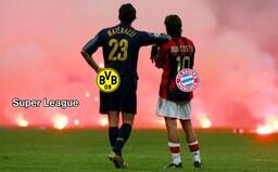 Superliga skončila dříve, než začala. Za miliardy eur se z ní nikdy nemělo vypadávat, ale odmítli ji fanoušci i mistři