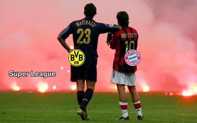Superliga zomrela skôr, ako sa začala. Za miliardy eur sa z nej nikdy nemalo vypadávať, ale odmietli ju fanúšikovia aj majstri
