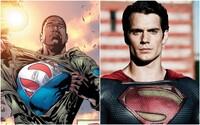 Superman bude černoch. Autoři filmu hledají afroamerického herce a režiséra