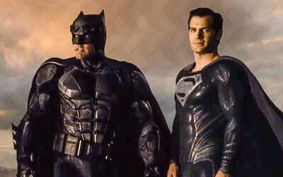 Superman pomáha Batmanovi. Nový trailer pre Justice League: Snyder Cut odhaľuje akciu a scény, aké sme v kinách nevideli