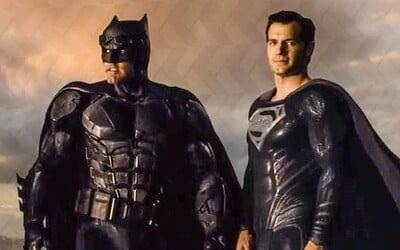 Superman pomáhá Batmanovi. Nový trailer pro Justice League: Snyder Cut odhaluje akci a scény, jaké jsme v kinech neviděli