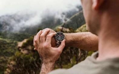 Superodolné hodinky Xiaomi T-Rex vydržia aj teploty -40 °C či +70 °C