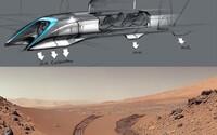 Superrýchly vlak na Marse? Podľa Elona Muska nič nereálne, malo by to dokonca aj jednu výhodu