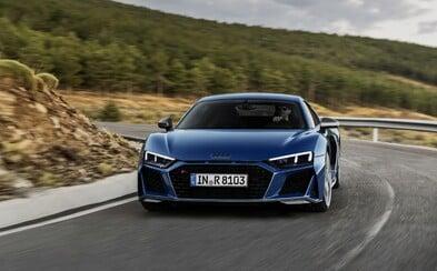Supersport od Audi dostal agresivnější bodykit, velké výfuky a až 620koňovou V10