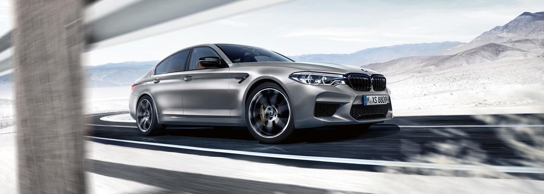 Superšport v civilnom balení? BMW prináša M5-ku v ešte brutálnejšej verzii