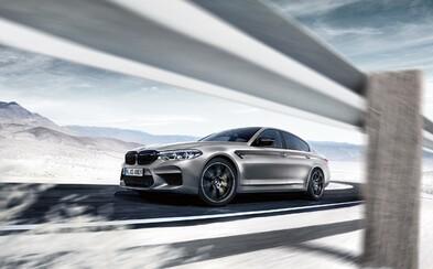 Supersport v civilním balení? BMW přináší M5 v ještě brutálnější verzi