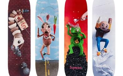 Supreme spolupracuje s ďalšou skateboardovou legendou