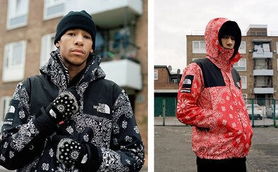 Supreme x The North Face so silnou spoluprácou na zimu 2014