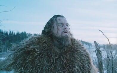 Surový Revenant s DiCapriom bude brať Oscarov, naplnil však vysoké očakávania divákov? (Recenzia)