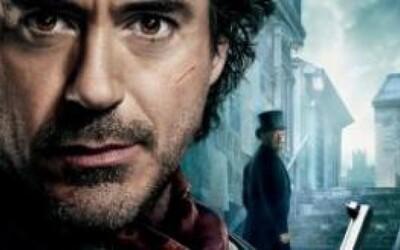 Súťaž o DVD Sherlock Holmes - Hra Tieňov