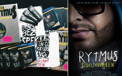 Súťaž: Rozdávame tričká, DVD, Blu-ray disky aj Deluxe edície Rytmusovho filmu Sídliskový sen