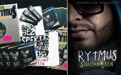 Soutěž: Rozdáváme trička, DVD, Blu-ray disky i Deluxe edice Rytmusova filmu Sídliskový sen