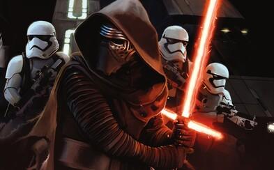 Súťaž: Vyhrajte lístky na slávnostnú predpremiéru Star Wars: The Force Awakens!