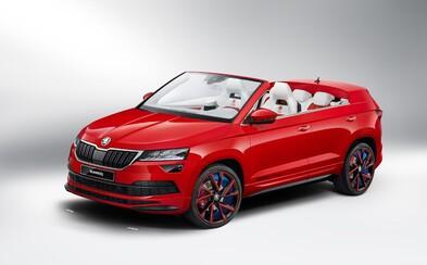 SUV bez strechy, navyše od Škody? Pod atraktívny výtvor sa podpísali českí študenti