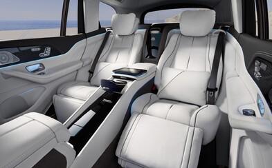 SUV ofenzíva Mercedesu vrcholí 634koňovým AMG a ultra-luxusním Maybachem