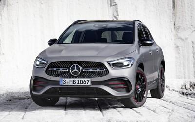 Suverénnejšie a podstatne modernejšie, to je nové GLA od Mercedesu
