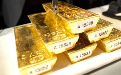 Švýcaři hledají majitele 3 kilogramů zlata, které si někdo zapomněl ve vlaku