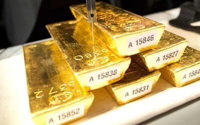 Švajčiari hľadajú majiteľa 3 kilogramov zlata, ktoré si niekto zabudol vo vlaku