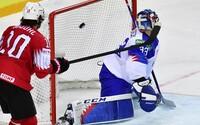 Švajčiari zdevastovali Slovákov. Do bránky strelili 8 gólov