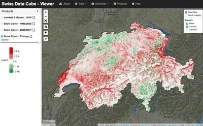 Švajčiarsko má problém, pretože stráca svoj sneh