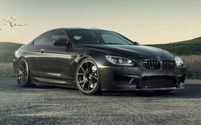 Svalnaté BMW M6 dostalo karbónový bodykit, 21'' disky a až 620 koní!
