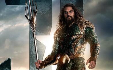 Svalovec Jason Momoa môže povýšiť originálnu rolu Aquamana na novú, vyššiu úroveň