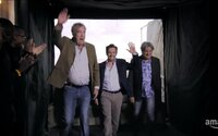 Svätá trojka Top Gearu je späť! The Grand Tour na čele s Clarksonom predznamenáva veľké veci v novej upútavke