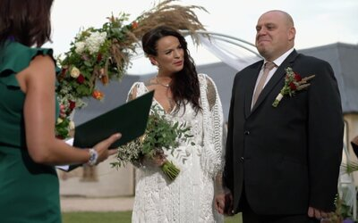 Svatba na první pohled: První problémy v ráji, Natálie svého chotě poslala spát ven