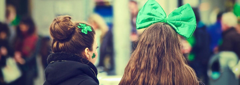 Svátek svatého Patrika se blíží. Zelený průvod se letos uspořádá i v Praze