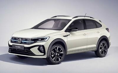 Své první SUV kupé má už i Volkswagen, který představuje zcela nové Taigo