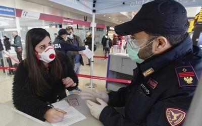 Svědectví Češek žijících v Itálii: Řím je poloprázdný, je tu cítit strach