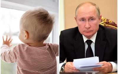 """Švédske úrady nepovolili rodičom, aby svojho syna pomenovali Vladimir Putin. Meno by mu vraj mohlo spôsobiť """"utrpenie"""""""