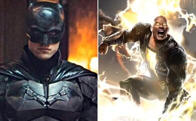 Svět DC: Batman dostane seriál o zkorumpovaných policistech a Dwayne Johnson se odhalil jako Black Adam