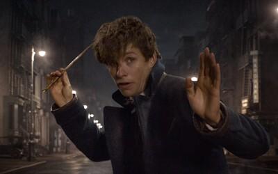 Svet Harryho Pottera ožíva v čarovnej upútavke pre Fantastické zvieratá s Eddiem Redmaynom