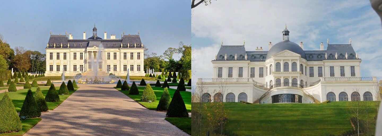 Svet má novú najdrahšiu nehnuteľnosť. Palác vo Francúzsku stál 275 miliónov eur a nechýba v ňom kino či akvárium