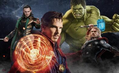 Svět Marvelu: Jak Doctor Strange změnil MCU, kdy ho uvidíme v nejbližší době a co znamenaly potitulkové scény?