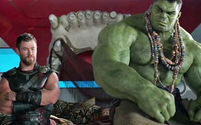 Svet Marvelu: Ako sa Hulk dostal na planétu Sakaar, do akého časového obdobia je zasadený tretí Thor a kto bude jeho nová láska?