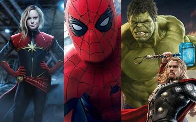 Svet Marvelu: Brie Larson je Captain Marvel, Black Panther má oscarových hercov a Stallone bude v Guardians of the Galaxy 2