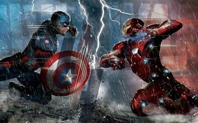 Svet Marvelu čaká epická udalosť. Dnes sa začína točiť Civil War s kolosálnym hereckým obsadením!