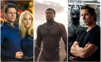 Svět Marvelu: Čeká nás Fantastická 4, Ant-Man 3 a Blade. Víme, zda Disney změní Black Panthera a koho si zahraje Christian Bale