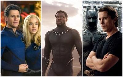 Svet Marvelu: Čaká nás Fantastická 4, Ant-Man 3 a Blade. Vieme, či Disney zmení Black Panthera a koho si zahrá Christian Bale