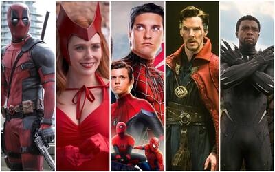Svet Marvelu: Každý film a seriál, ktorý uvidíme v najbližších 2 rokoch od Marvelu. Noví Thor, Spidey a Doctor Strange budú epickí