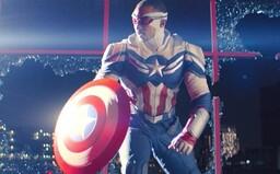 Svet Marvelu má nového Captaina Americu. Sam v médiách rozniesol vládu USA a dal černochom hrdinu, na ktorého môžu byť hrdí