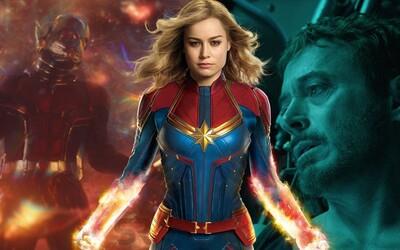 Svět Marvelu: Na internet uniklo setkání Avengerů z Endgame. Co znamená a kdy se odehrává potitulková scéna z Captain Marvel?