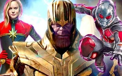 Svet Marvelu: O čom bude Ant-Man & Wasp a ako Captain Marvel pripraví pôdu pre Avengers 5 a zničenie Thanosa v pokračovaní Infinity War?