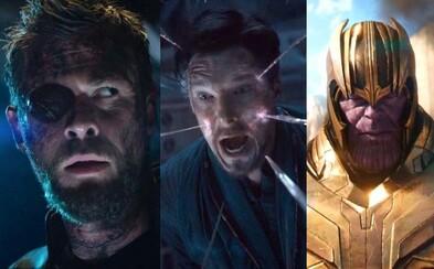 Svět Marvelu: Proč není Hawkeye na plakátech a jak Thor získá nové kladivo? Nový trailer vytváří další spekulace