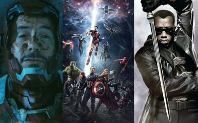 Svet Marvelu: V Avengers: Infinity War zomrie veľa hrdinov. Ako bude vyzerať 4. Fáza MCU a dorazí Blade?