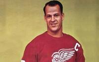 """Svet opustila ďalšia športová legenda. Gordie Howe, známy aj ako """"Mr. Hockey"""" zomrel vo veku 88 rokov"""