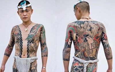Svět samurajských mečů, tetování a cti  - Japonská jakuza